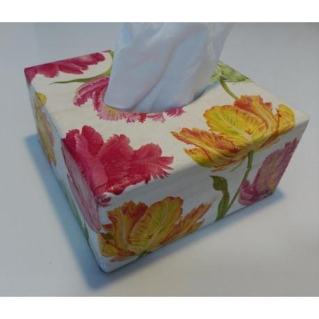 Caja pañuelos