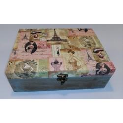 caja joyero clamour