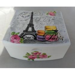 Caja joyero París.