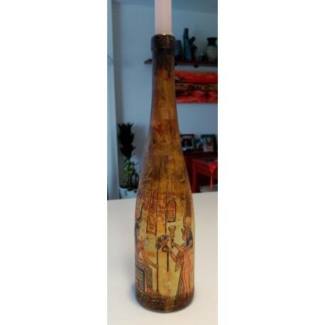 botella decorativa Egipto