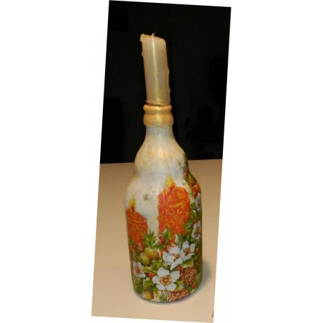 botella decorativa Klimt