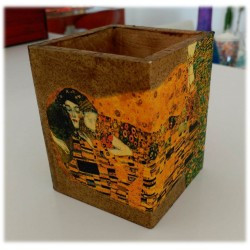 Cubo madera Londres