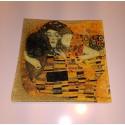 bandeja cristal Klimt 1